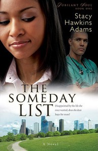 The Someday List - Stacy Hawkins Adams
