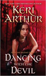 Dancing with the Devil  - Keri Arthur