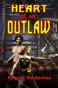Heart of an Outlaw - Angela Verdenius