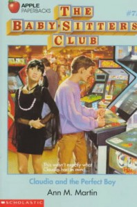 Claudia and the Perfect Boy (Baby-Sitters Club) - Ann M. Martin