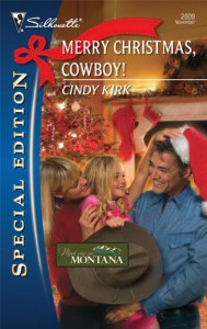 Merry Christmas, Cowboy! - Cindy Kirk