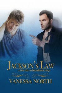 Jackson's Law - Vanessa North
