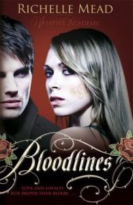 Bloodlines (book 1) by Mead, Richelle (2011) Paperback - Richelle Mead