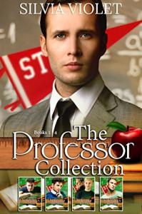 The Professor Collection (English Edition) - Silvia Violet