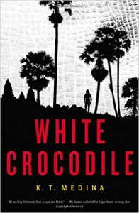 White Crocodile - K. T. Medina