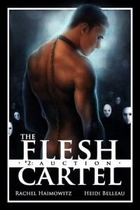The Flesh Cartel #2: Auction (The Flesh Cartel Season 1: Damnation) - Rachel Haimowitz, Heidi Belleau