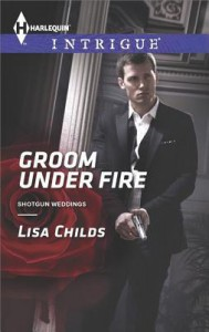 Groom Under Fire - Lisa Childs