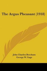 The Argus Pheasant (1918) - John Charles Beecham