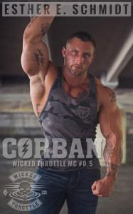Corban: Wicked Throttle MC #0.5 - Esther E. Schmidt