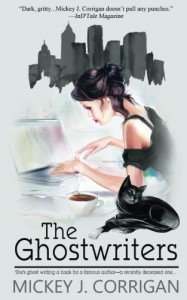 The Ghostwriters - Mickey J. Corrigan