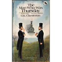 The Man Who Was Thursday - G.K. Chesterton,  Lin Carter