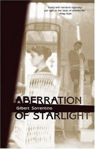 Aberration of Starlight - Gilbert Sorrentino