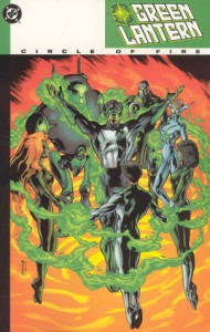 Green Lantern: Circle of Fire - Brian K. Vaughan, Scott Beatty