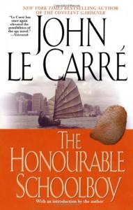 The Honourable Schoolboy - John le Carré