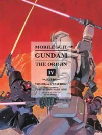 Mobile Suit Gundam: The Origin, Vol. 4: Jaburo - Hajime Yatate, Yoshiyuki Tomino, Yoshikazu Yasuhiko
