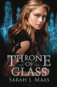 Throne of Glass (Throne of Glass, #1) - Sarah J. Maas