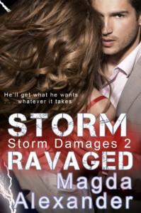 Storm Ravaged - Magda Alexander