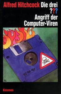 Die drei ???. Angriff der Computerviren (Die drei Fragezeichen, #55) - G.H. Stone, Alfred Hitchcock