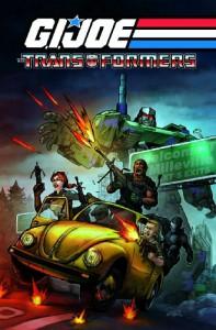 G.I. JOE / Transformers Volume 1 - Michael Higgins, Larry Hama, Herb Trimpe