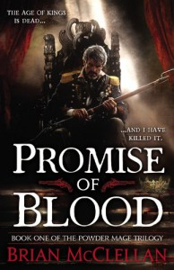Promise of Blood - Brian  McClellan