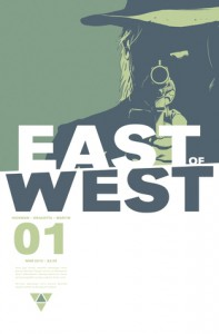 East of West #1 - Jonathan Hickman, Nick Dragotta