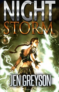 Night Storm (Alterations) (Volume 3) - Jen Greyson
