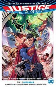 Justice League Vol. 2: Outbreak (Rebirth) - Bryan Hitch