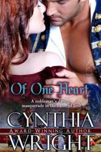 Of One Heart (St. Briac Novel #2) - Cynthia  Wright