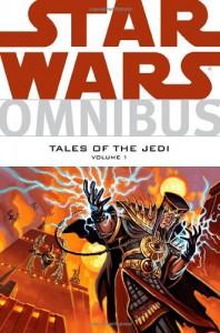 Star Wars Omnibus: Tales of the Jedi, Volume 1 - Kevin J. Anderson, Tom Veitch, Christopher Moeller, Duncan Fegredo, Dave Dorman