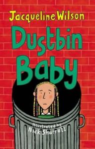 Dustbin Baby - JACQUELINE WILSON