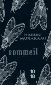 Sommeil - Haruki Murakami, Kat Menschik, Corinne Atlan