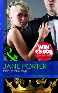 Not Fit for a King - Jane Porter