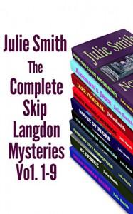 Skip Langdon Complete Set (The Skip Langdon Series) - Julie Smith
