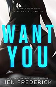 Want you - Jen Frederick