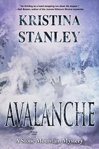 Avalanche (A Stone Mountain Mystery Book 3) - Kristina Stanley