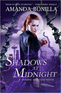 Shadows at Midnight - Amanda Bonilla