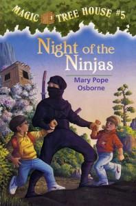 Night of the Ninjas (Magic Tree House, No. 5) -  'Sal Murdocca', 'Mary Pope Osborne'