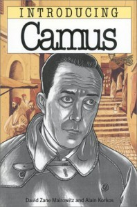 By David Zane Mairowitz Introducing Camus [Paperback] - David Zane Mairowitz