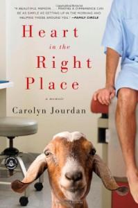 Heart in the Right Place - Carolyn Jourdan