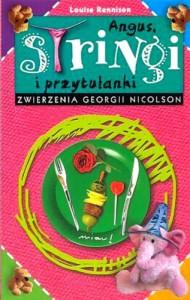 Angus, stringi i przytulanki - Louise Rennison