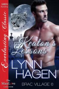 Keaton's Lessons - Lynn Hagen