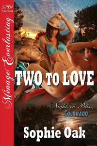 Two to Love - Sophie Oak