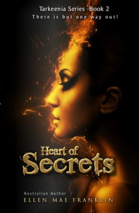 Heart of Secrets - Ellen Mae Franklin