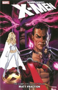 Uncanny X-Men: The Complete Collection by Matt Fraction Vol. 2 by Matt Fraction (9-Apr-2013) Paperback - Matt Fraction