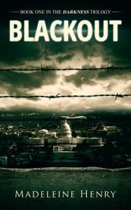 Blackout (Darkness Trilogy, #1) - Madeleine Henry