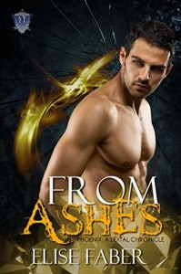 From Ashes - Elise Faber