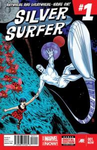 Silver Surfer #1 - Dan Slott, Michael Allred, Laura Allred