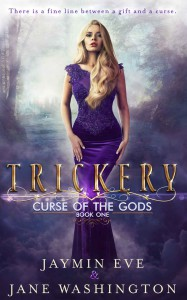 Trickery (Curse of the Gods) (Volume 1) - Jane Washington, Jaymin Eve