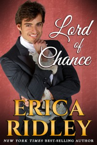Lord of Chance (Rogues to Riches Book 1) - Erica Ridley