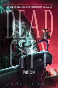 Dark Days (Dead City) - James Ponti